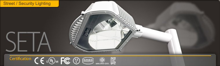 led street light; SETA-led-streetlights